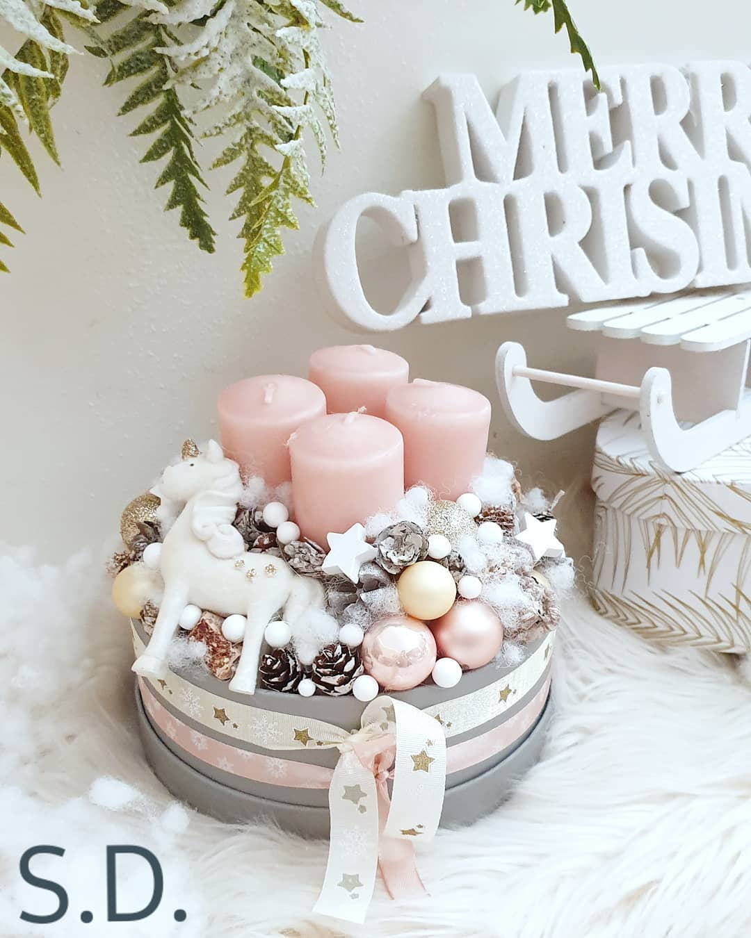 Pastels Christmas Decoration 2020 (19)