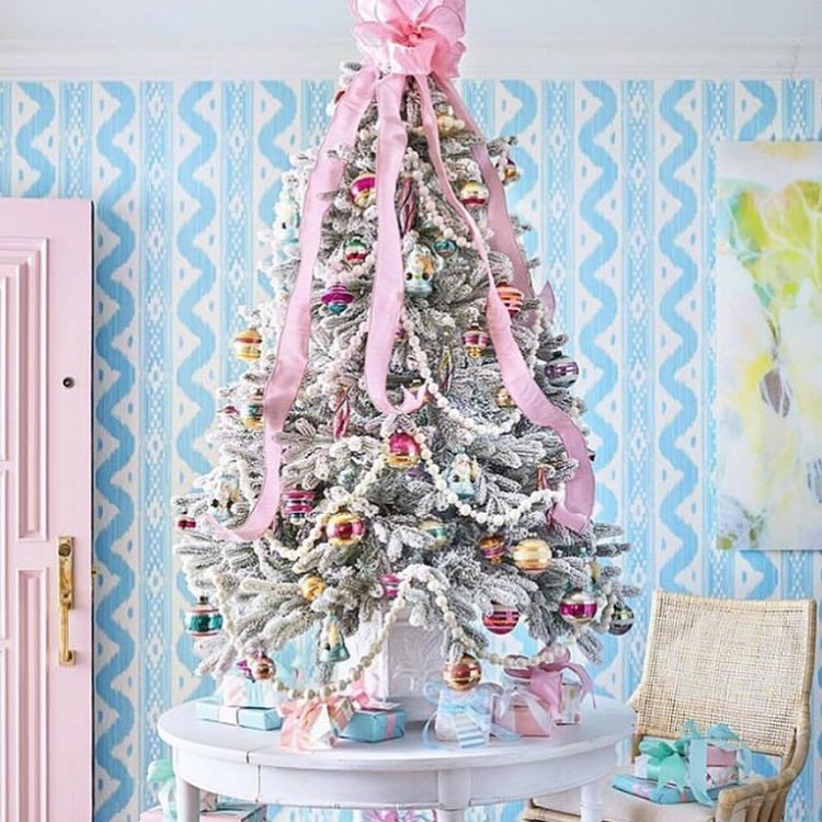 Pastels Christmas Decoration 2020 (3)