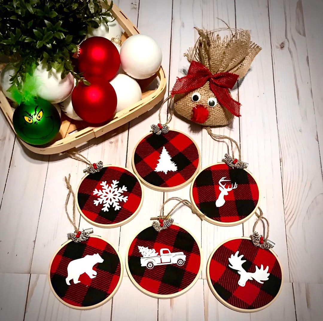 Rustic Christmas Decoration 2020 (12)