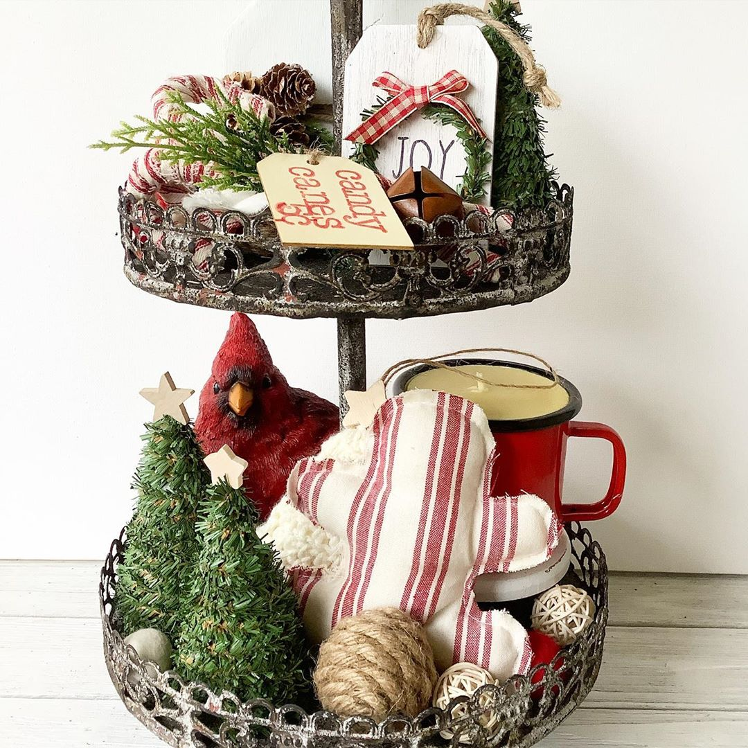 Rustic Christmas Decoration 2020 (18)