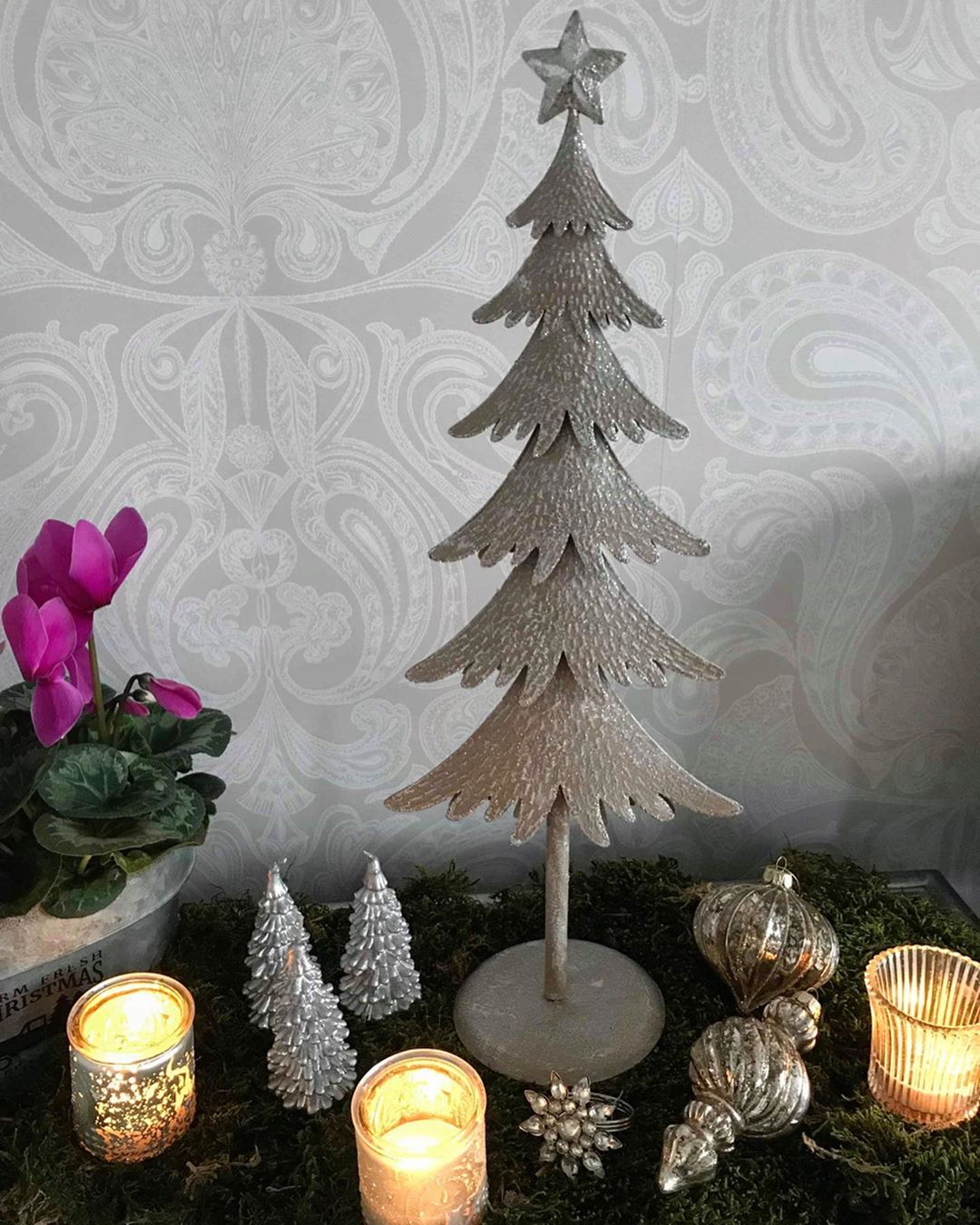 Rustic Christmas Decoration 2020 (4)