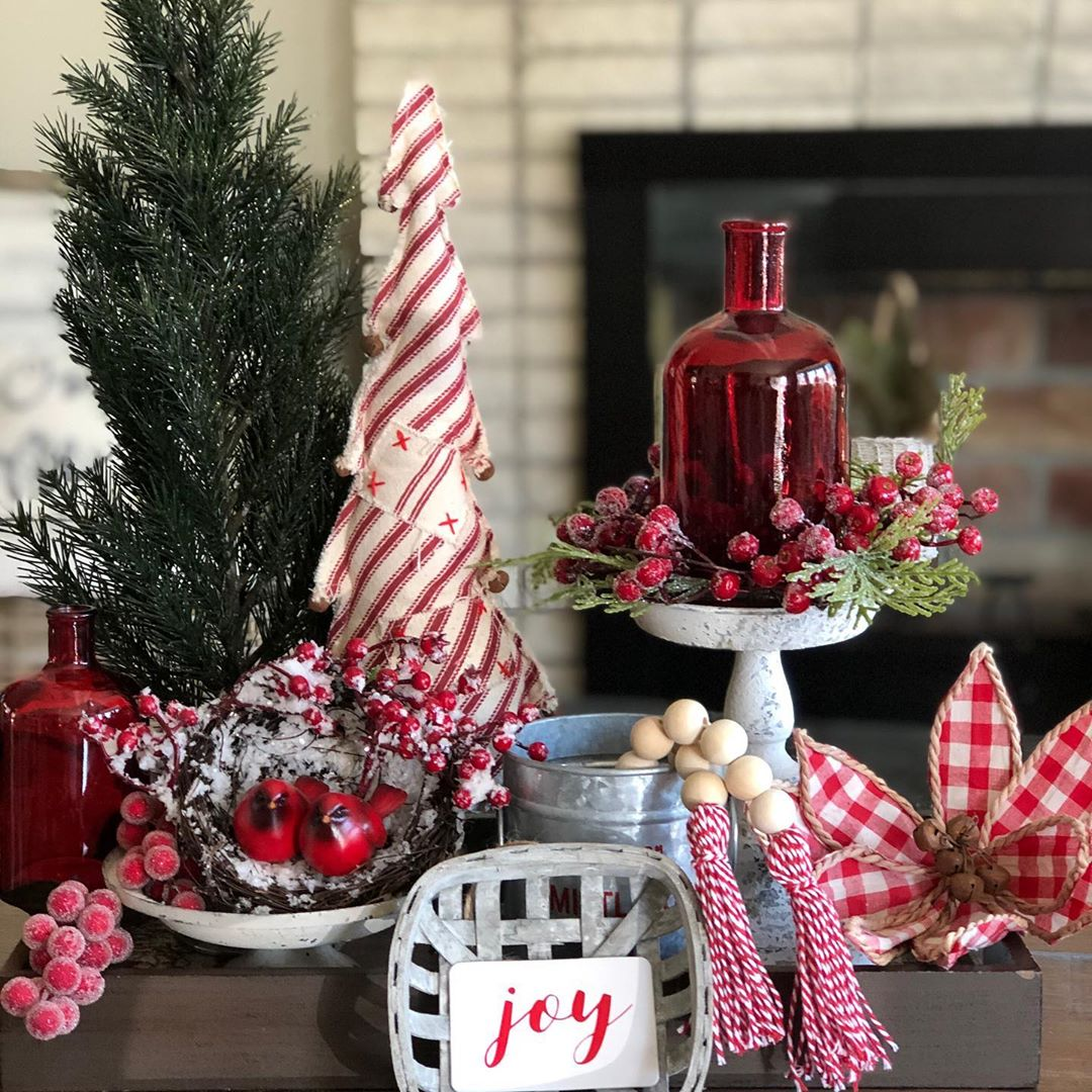 Rustic Christmas Decoration 2020 (5)