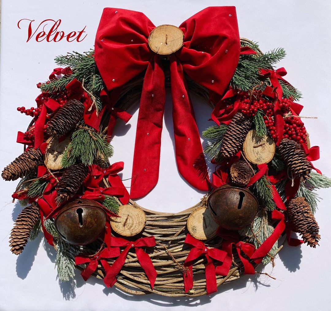 Rustic Christmas Decoration 2020 (6)