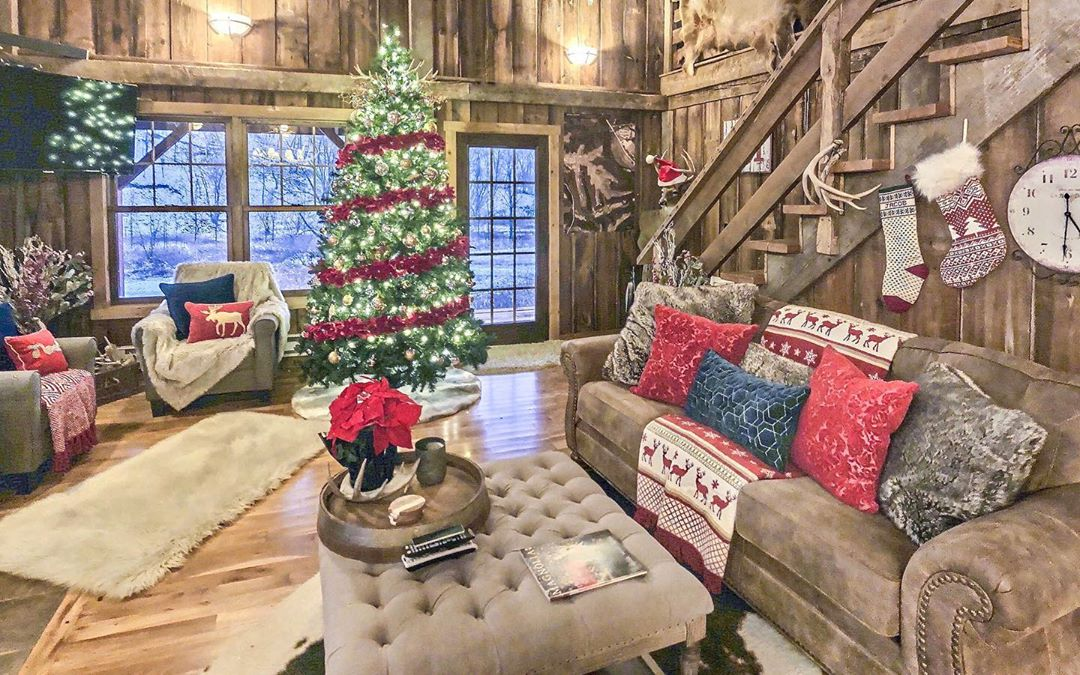 Rustic Christmas Decoration 2020 (7)