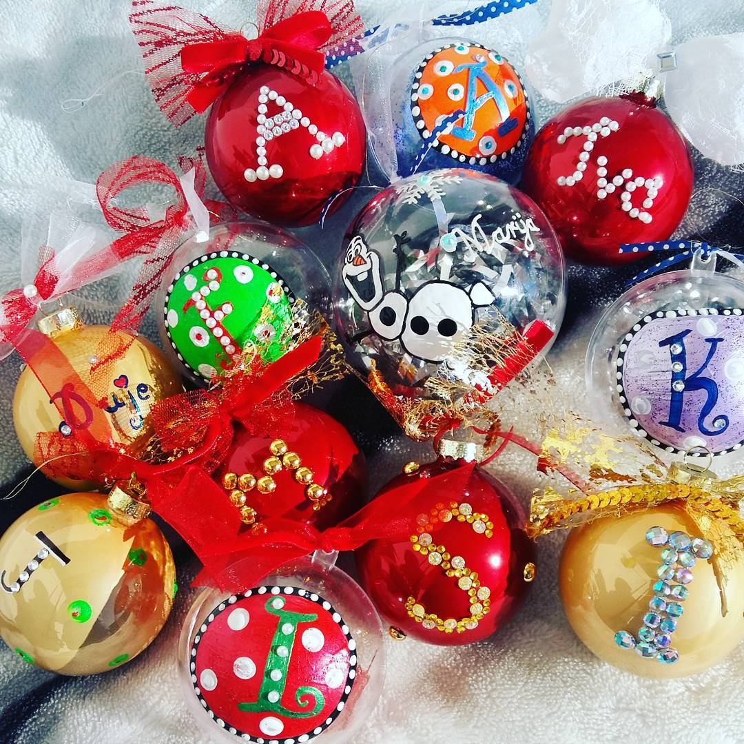 Colorful Balls for christmas 2020 (5)