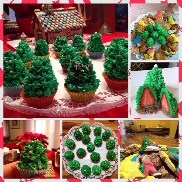 Strawberry Christmas Tree (2)