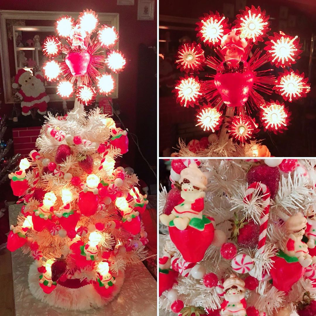 Strawberry Christmas Tree (6)