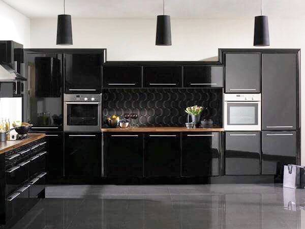 Black Kitchen Decor 2020 (10)