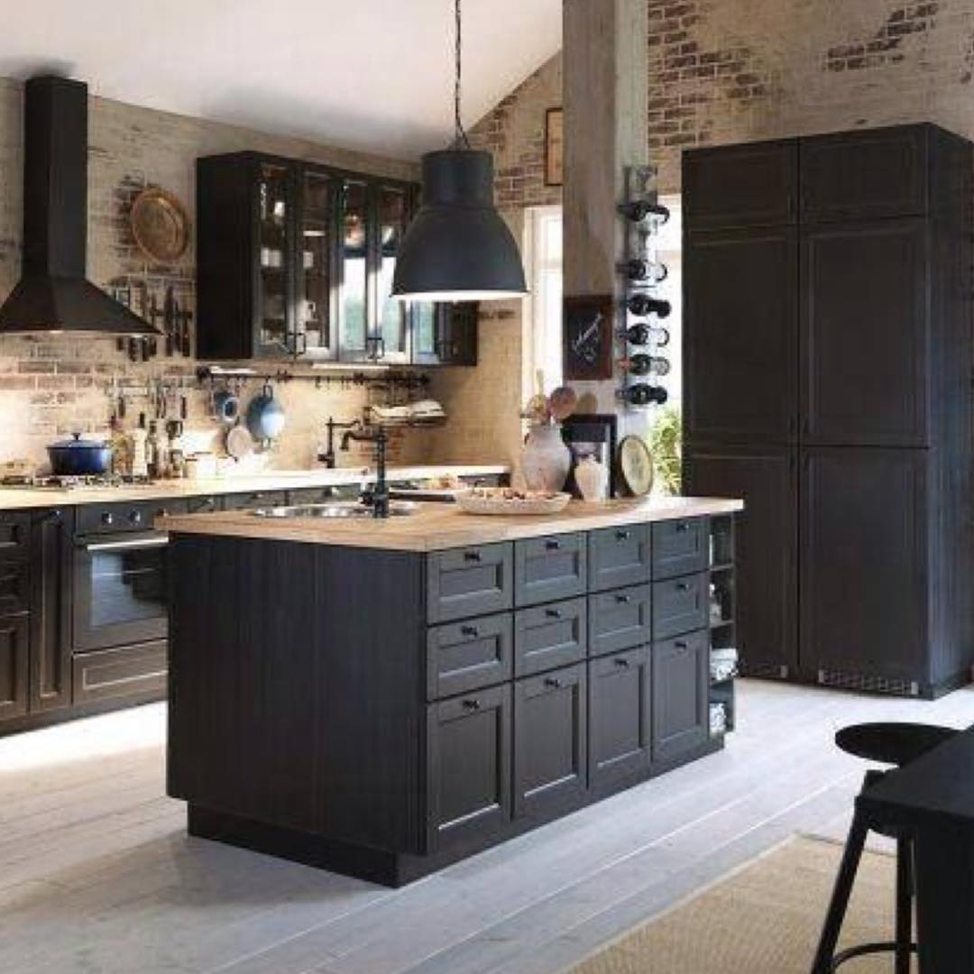 Black Kitchen Decor 2020 (2)