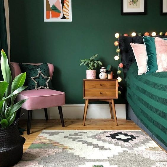 Gray, Green and Copper Home Decoration Trends 2020 (11)
