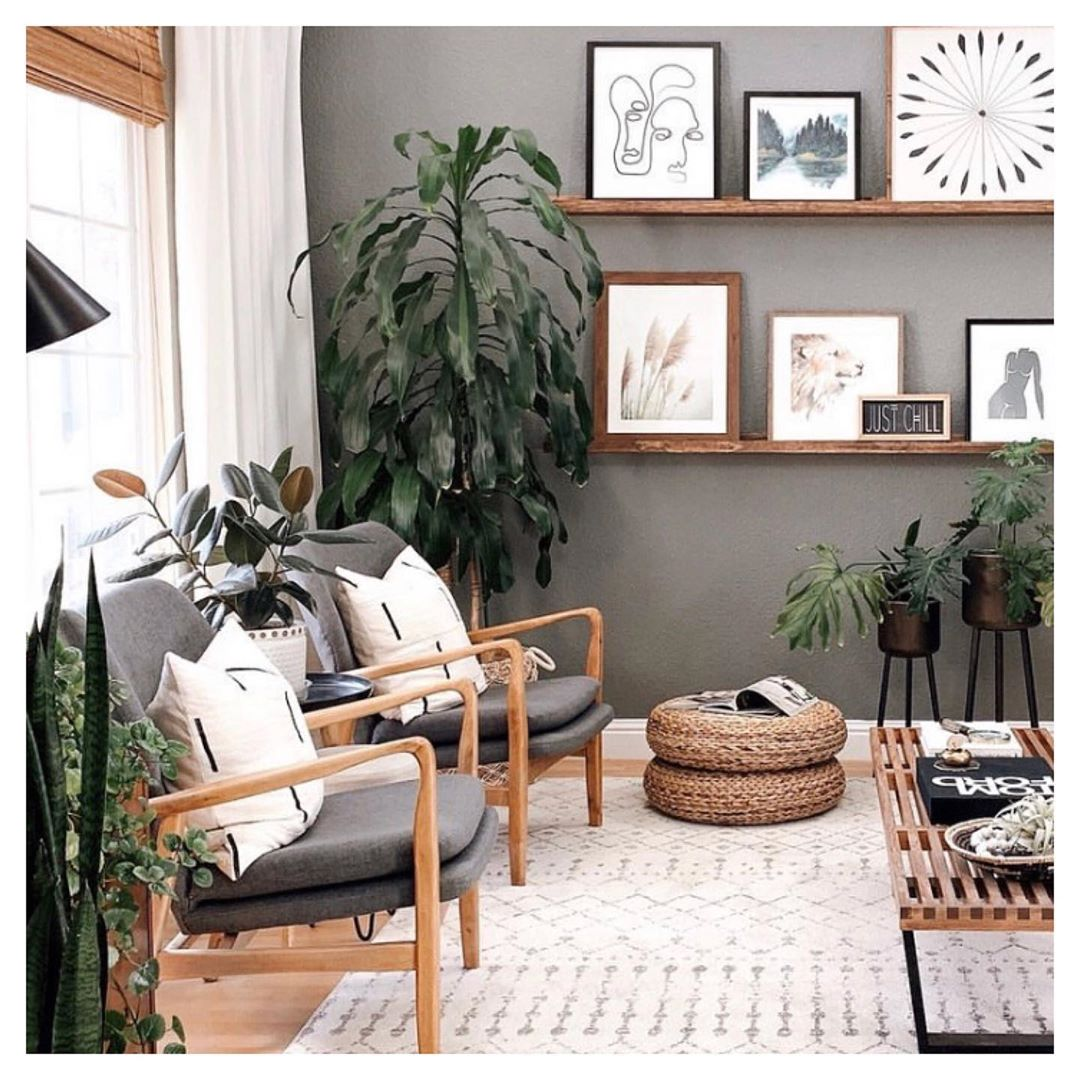 Gray, Green and Copper Home Decoration Trends 2020 (16)