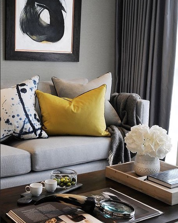 Gray, Green and Copper Home Decoration Trends 2020 (17)