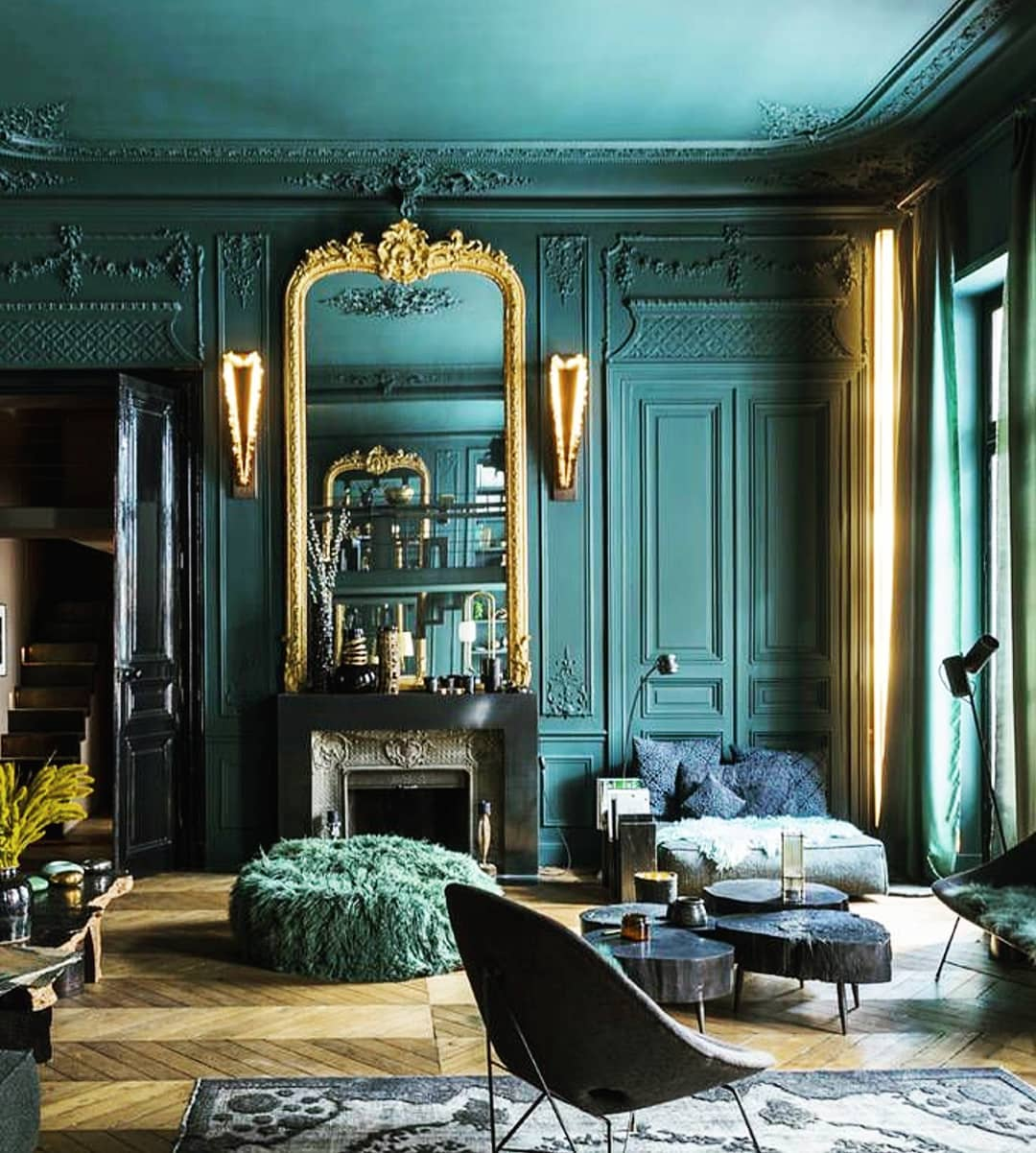 Gray, Green and Copper Home Decoration Trends 2020 (6)