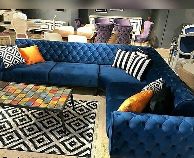 2020 Modern Living Room Decoration (132)