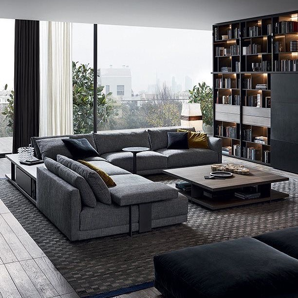 2020 Modern Living Room Decoration (94)