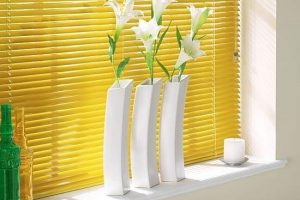 Light yellow curtain in 2020 Home Decoration