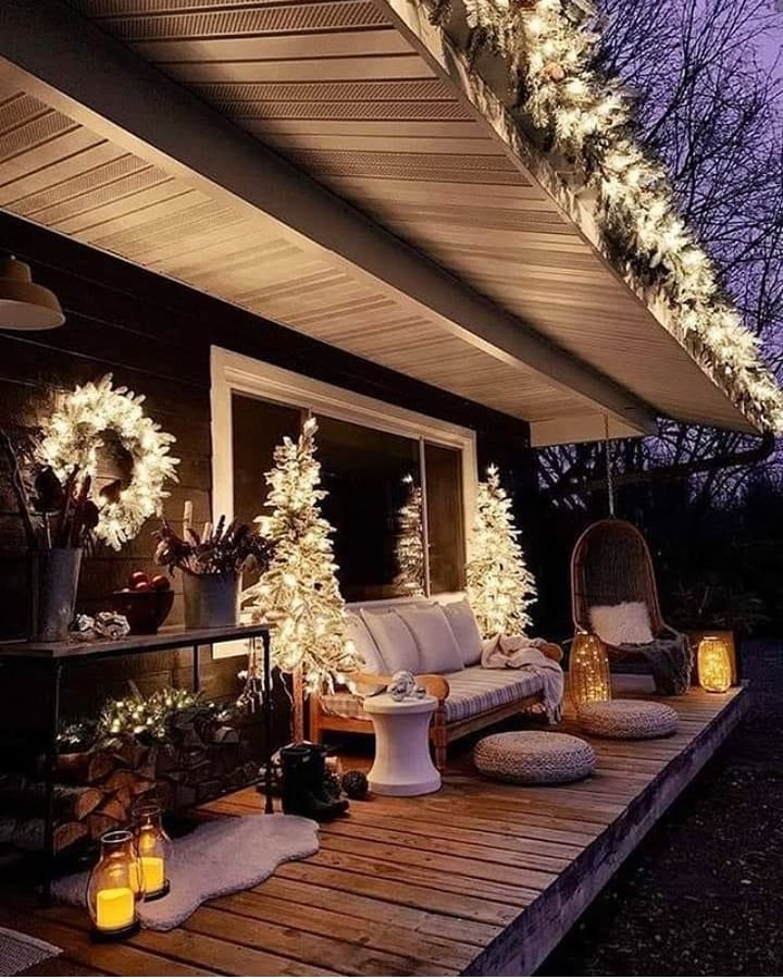 Christmas Decoration ideas for 2021 (54)