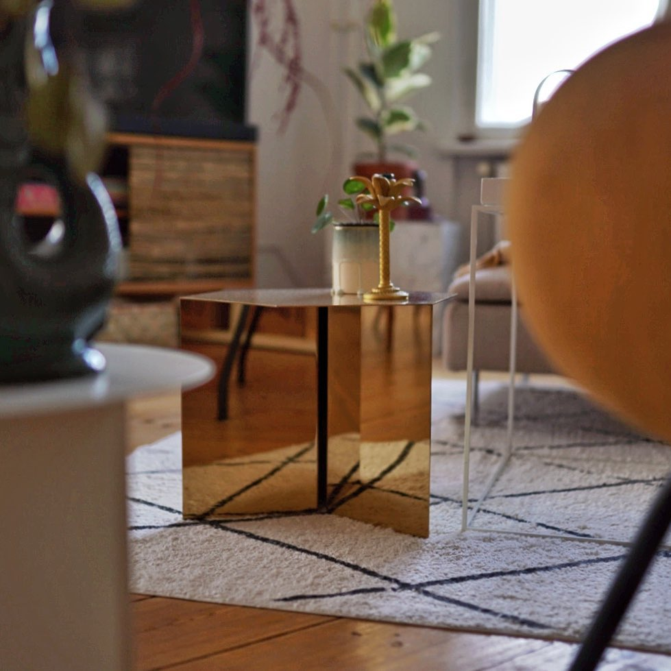 Golden Yellow Home Decorating Ideas 2020 (1)