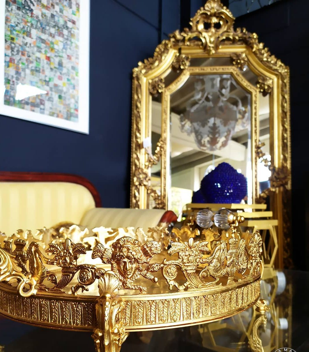 Golden Yellow Home Decorating Ideas 2020 (13)