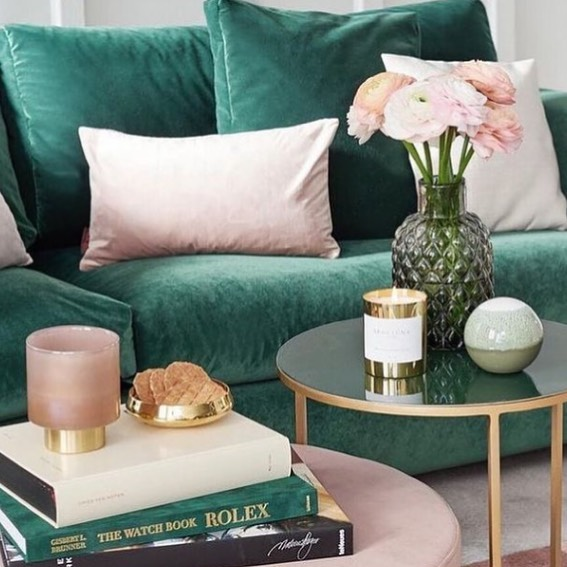 Golden Yellow Home Decorating Ideas 2020 (14)