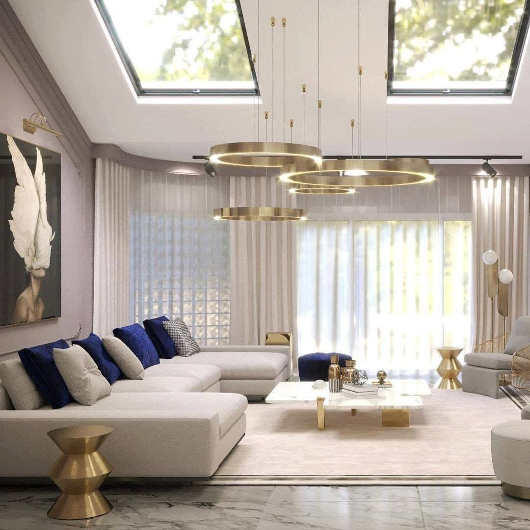 Golden Yellow Home Decorating Ideas 2020 (16)