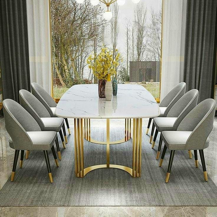 Golden Yellow Home Decorating Ideas 2020 (21)