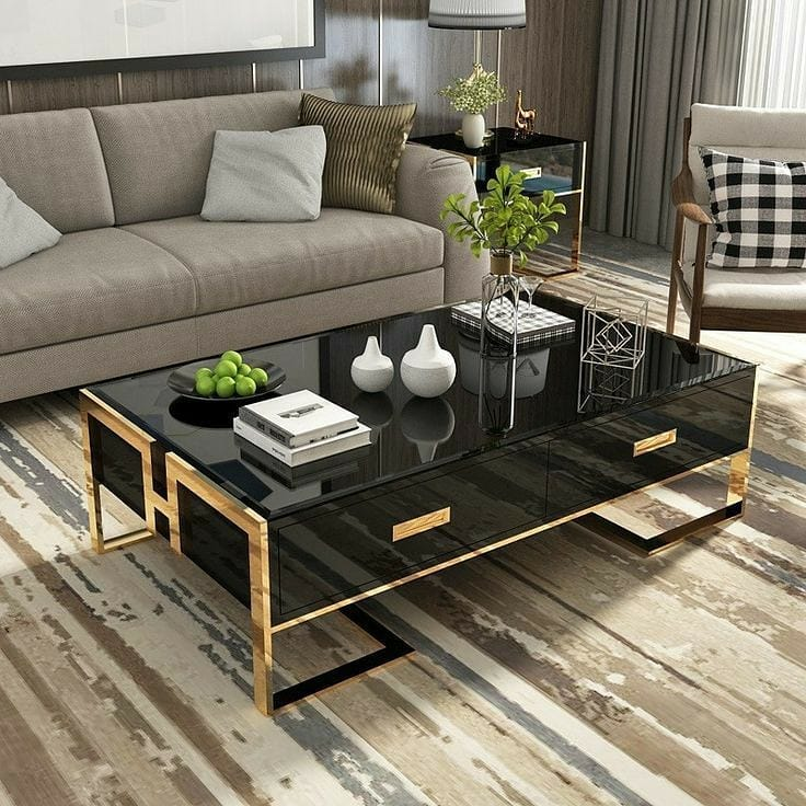 Golden Yellow Home Decorating Ideas 2020 (22)