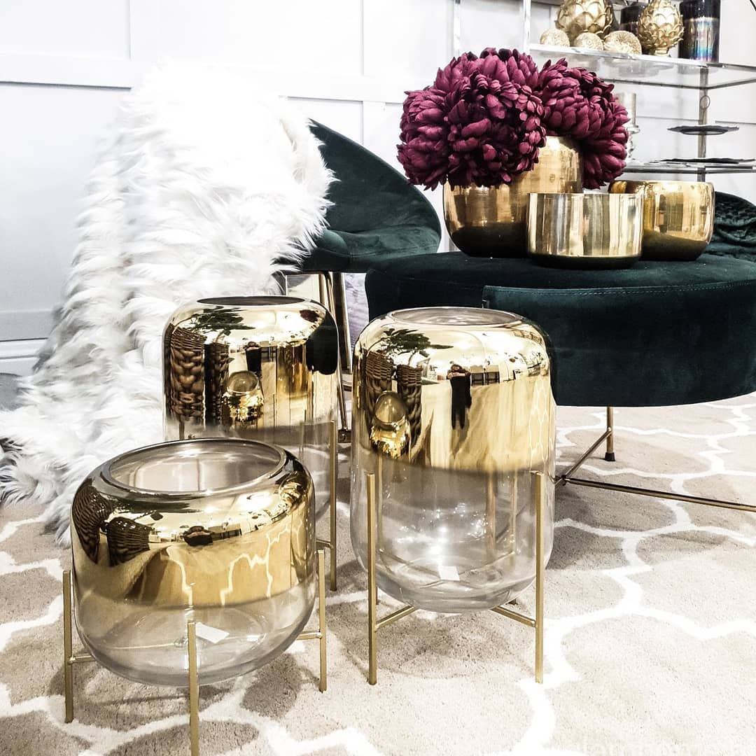 Golden Yellow Home Decorating Ideas 2020 (26)