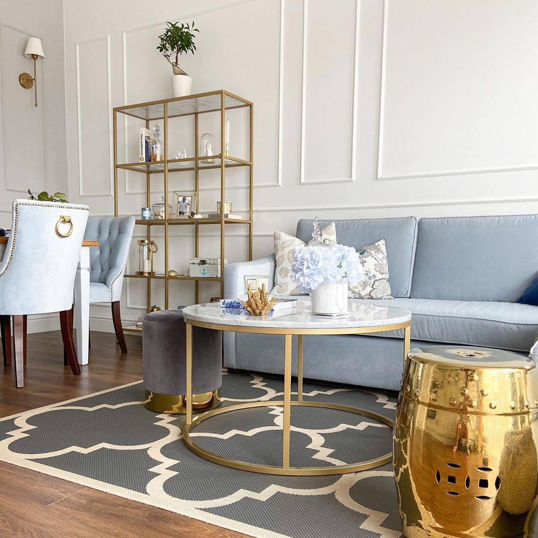 Golden Yellow Home Decorating Ideas 2020 (32)