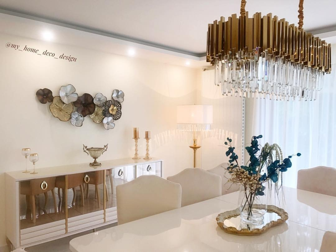 Golden Yellow Home Decorating Ideas 2020 (35)