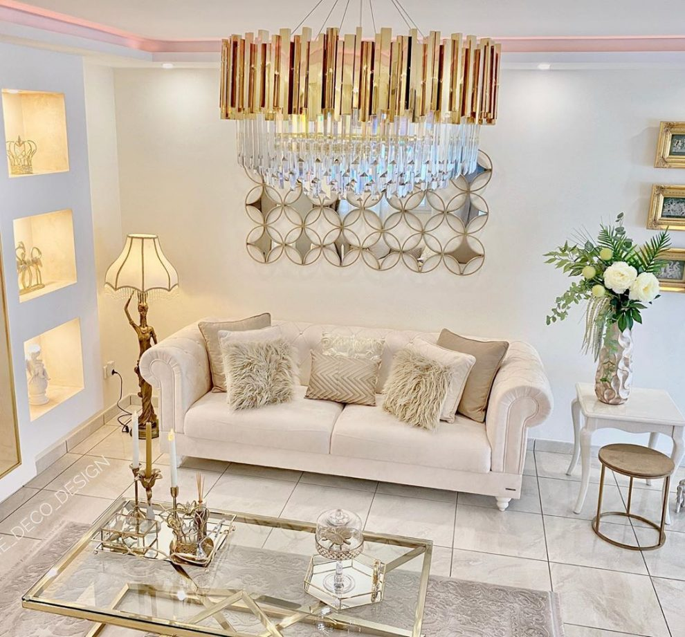 Home Decoration 2020 Golden Yellow Home Decorating Ideas