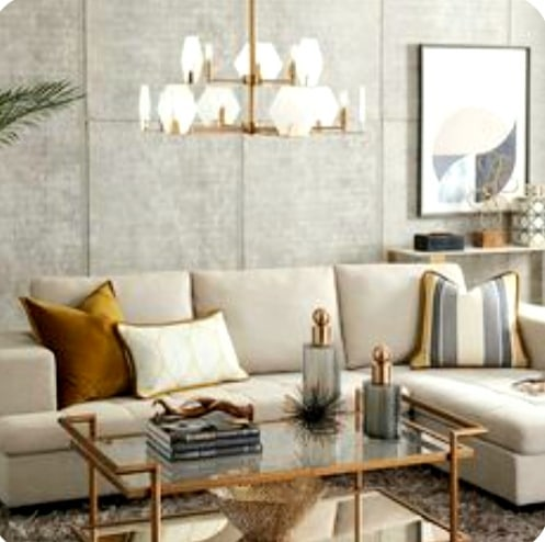 Golden Yellow Home Decorating Ideas 2020 (47)