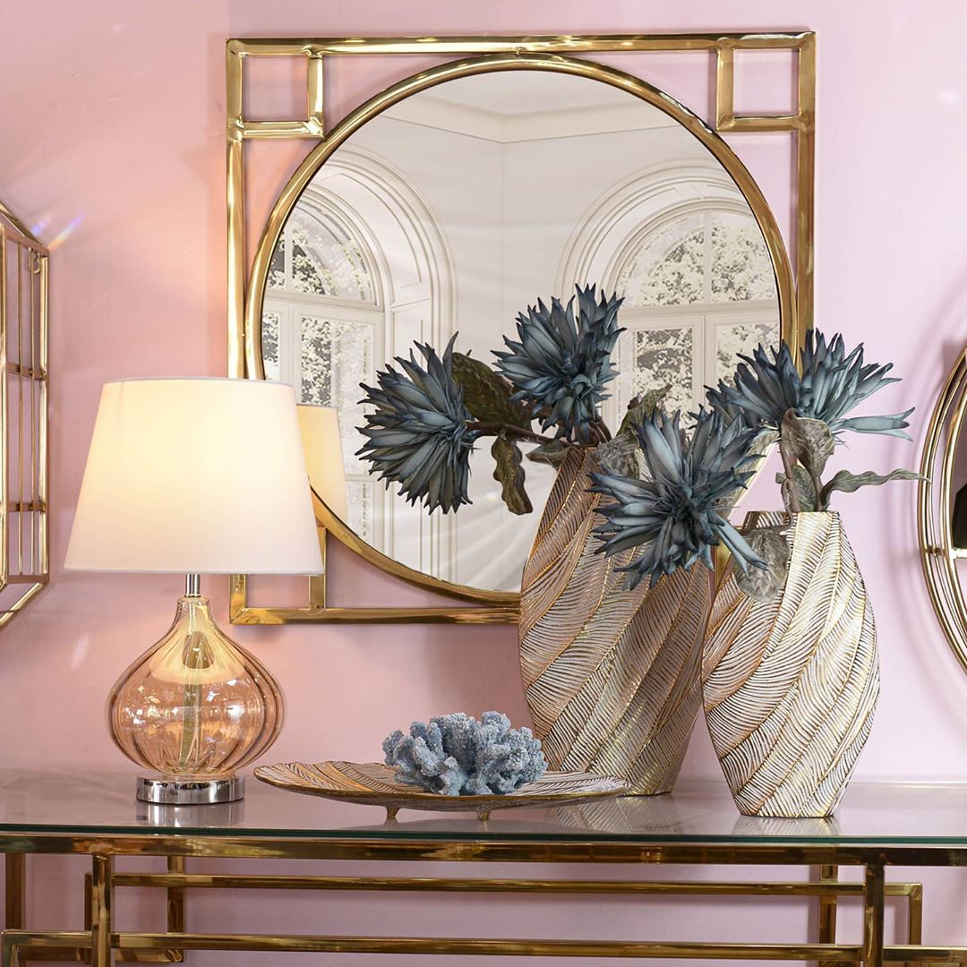 Golden Yellow Home Decorating Ideas 2020 (5)
