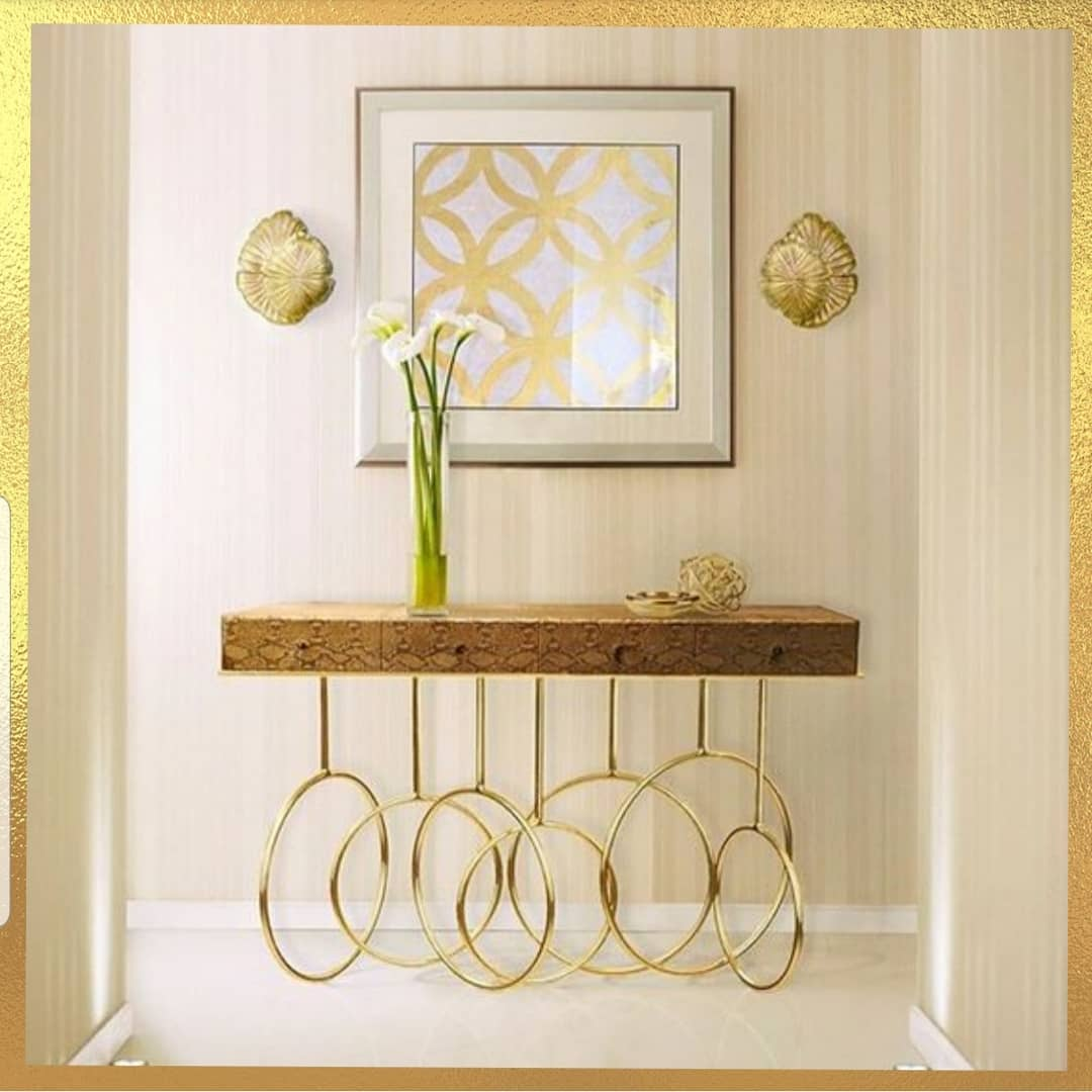 Golden Yellow Home Decorating Ideas 2020 (53)