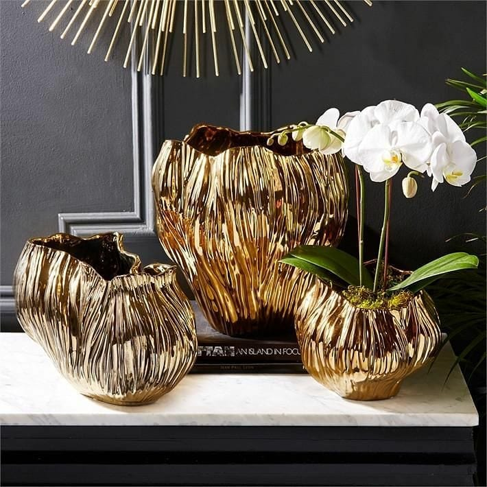 Golden Yellow Home Decorating Ideas 2020 (58)