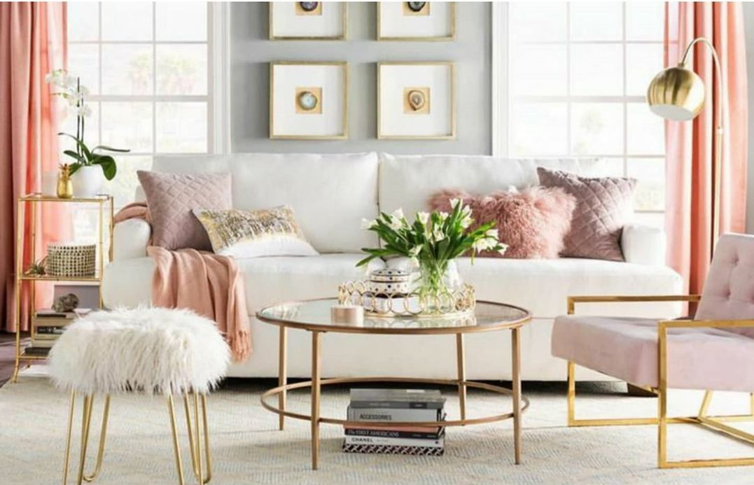 Golden Yellow Home Decorating Ideas 2020 (64)