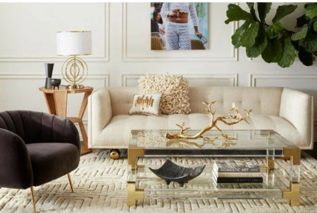 Golden Yellow Home Decorating Ideas 2020 (65)