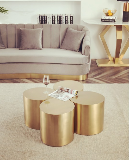 Golden Yellow Home Decorating Ideas 2020 (7)
