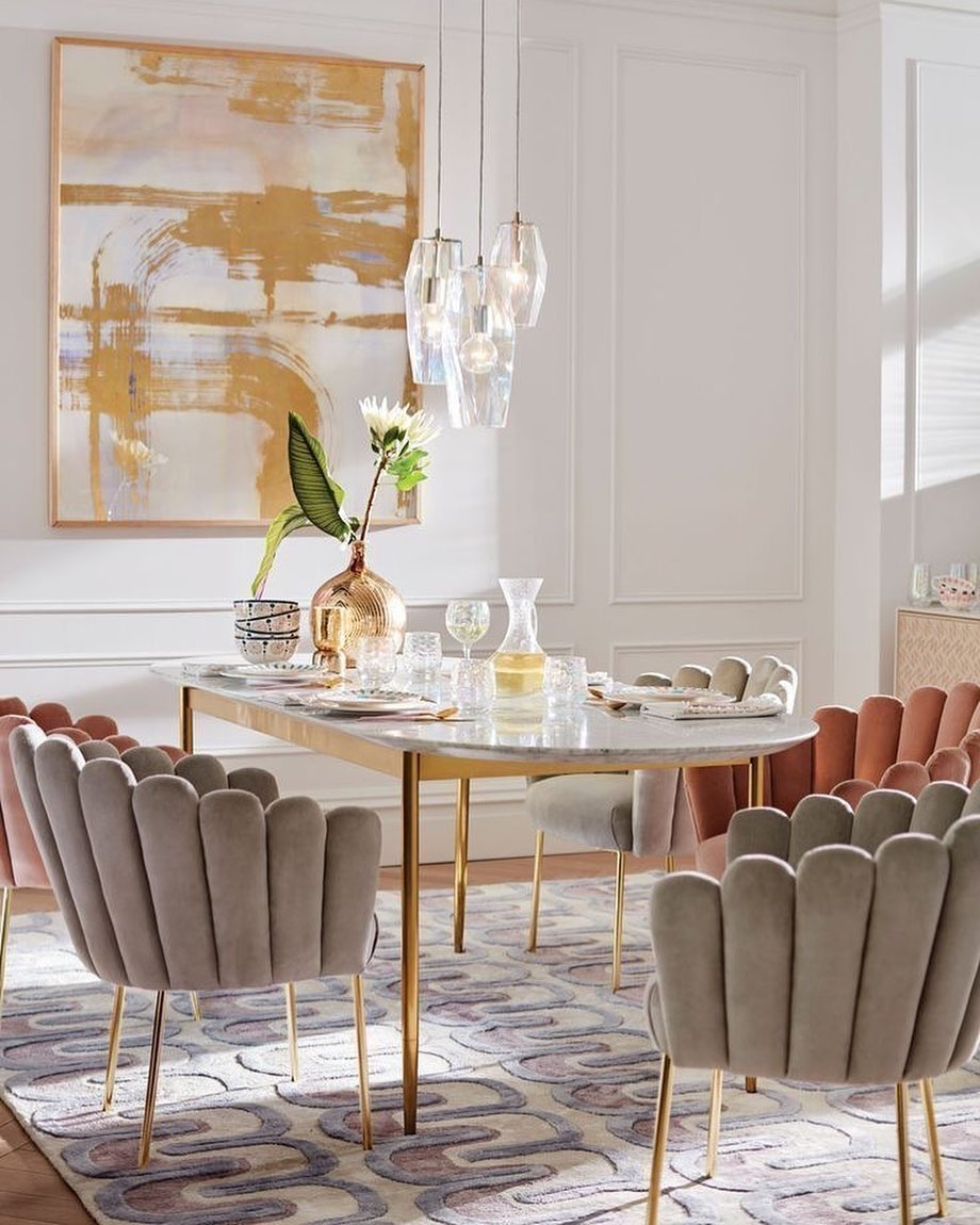 Golden Yellow Home Decorating Ideas 2020 (9)