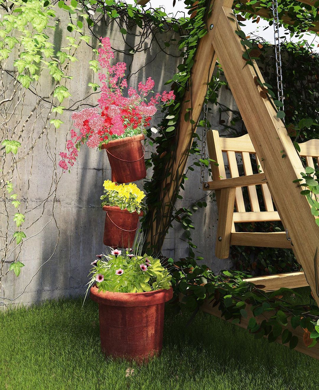 Modern Garden Decoration Ideas (2)