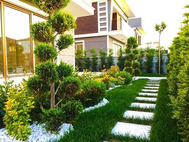 Modern Garden Decoration Ideas (50)