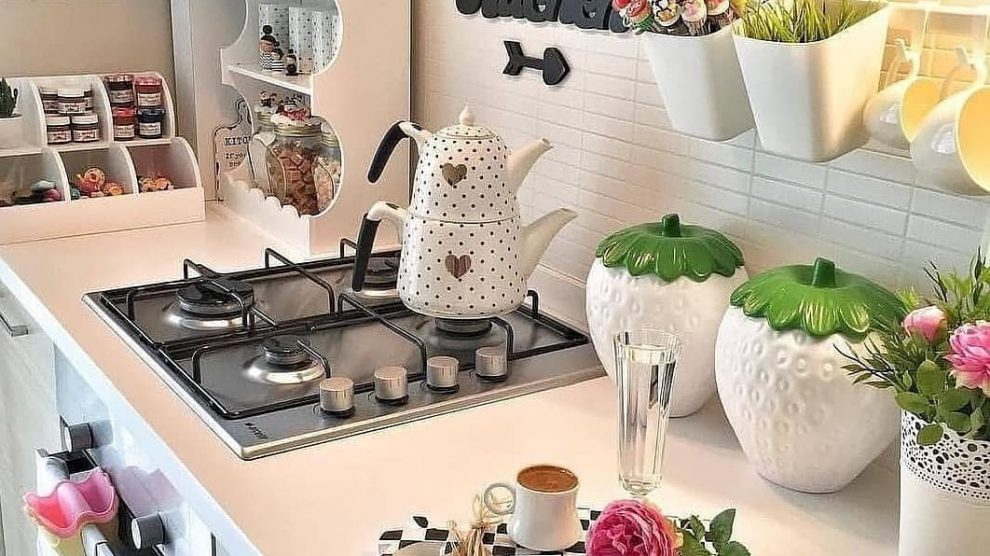 Most Spectacular Kitchen Decoration Models for 2021 (28)