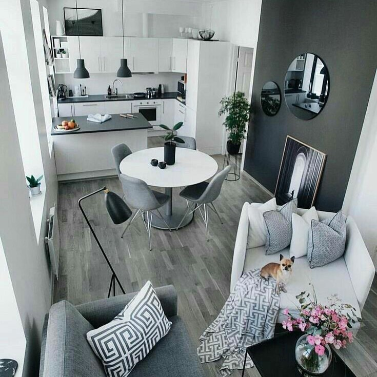 The Most Spectacular Kitchen Decoration Models of 2021 (28)