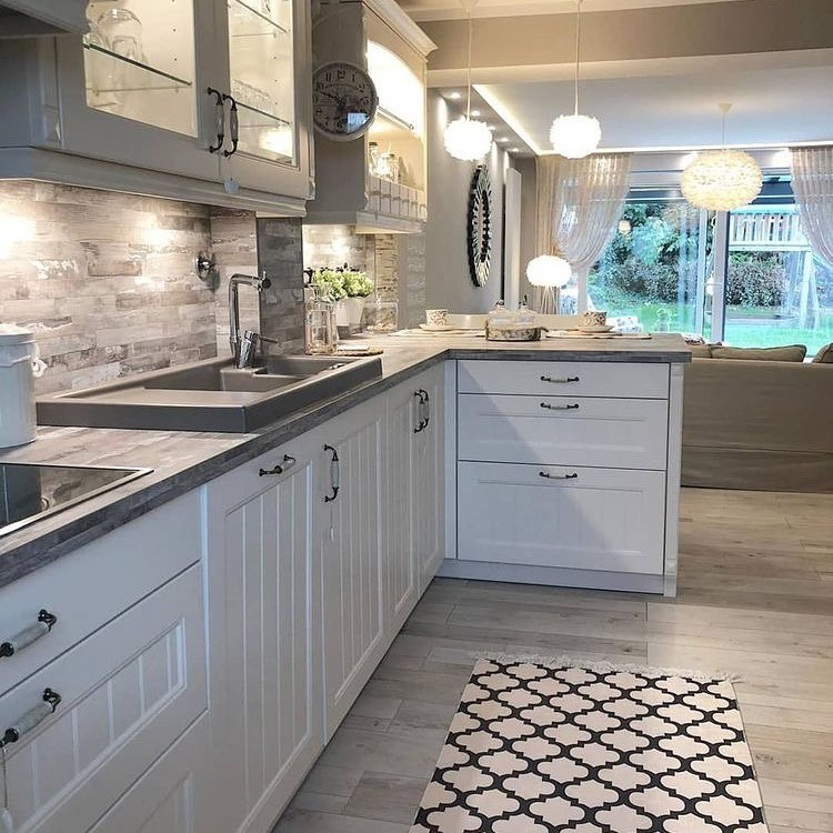 The Most Spectacular Kitchen Decoration Models of 2021 (29)