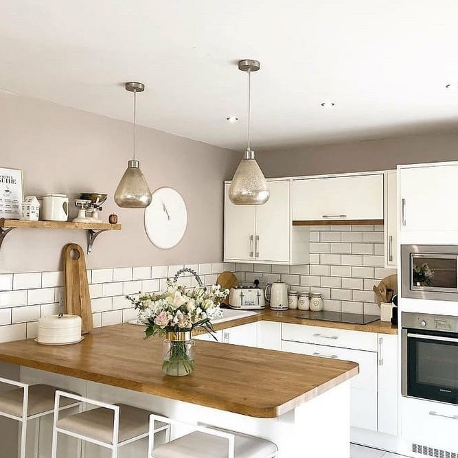 The Most Spectacular Kitchen Decoration Models of 2021 (32)