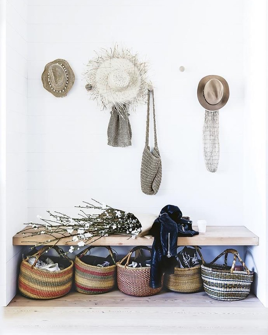 Wall Baskets (5)