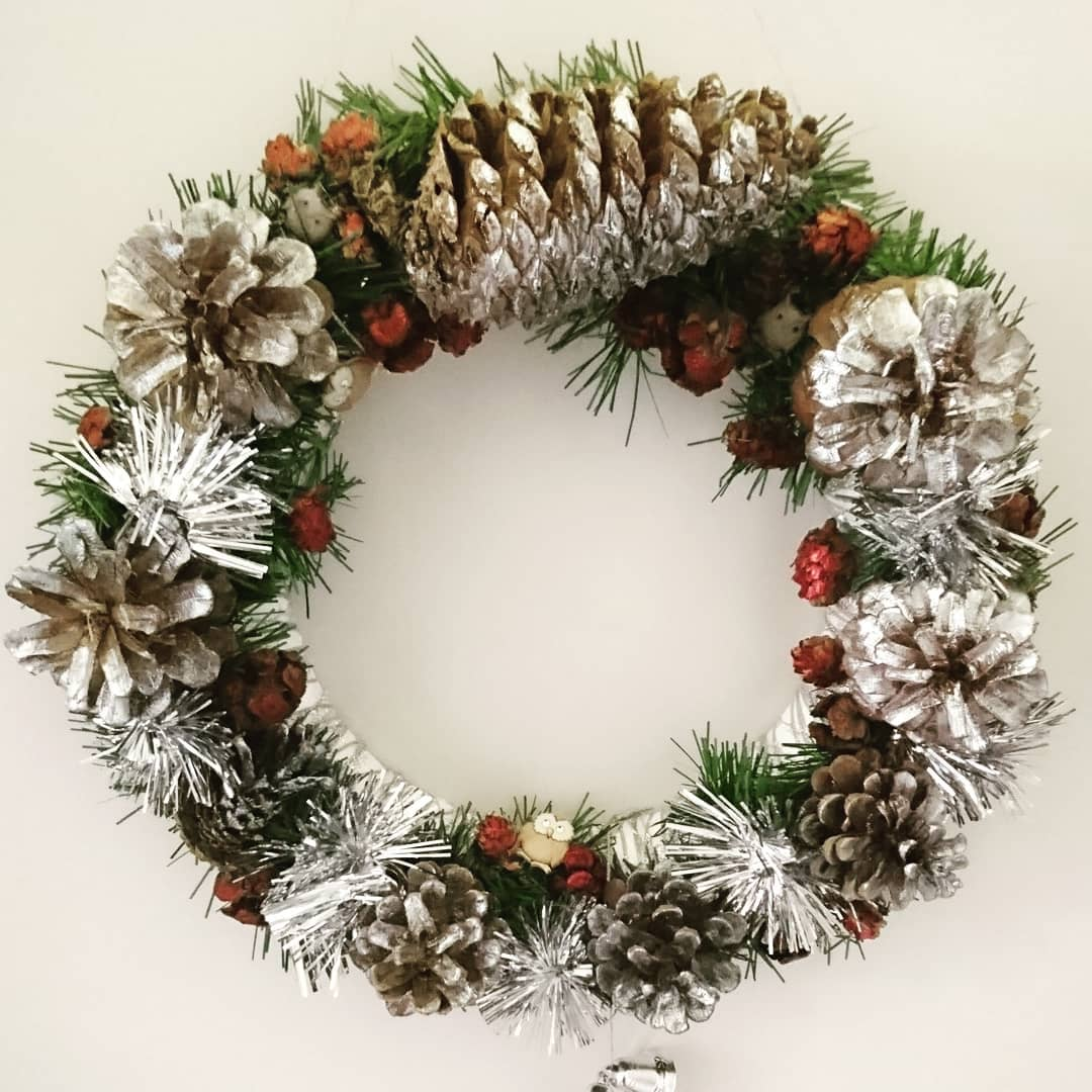 Gray Christmas Decoration for 2021 (1)