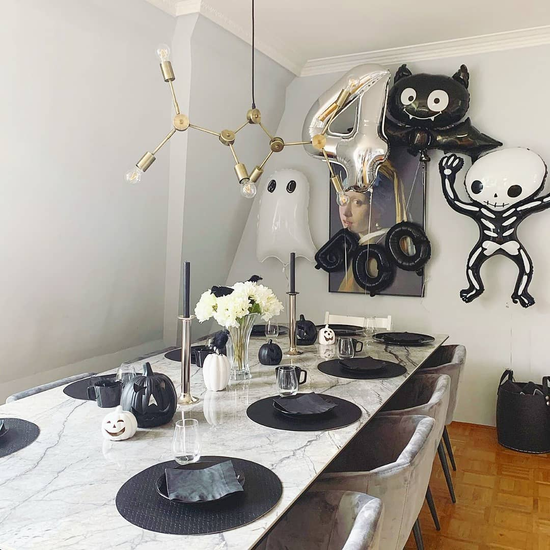 Halloween Decoration and DIY decoration ideas (18)