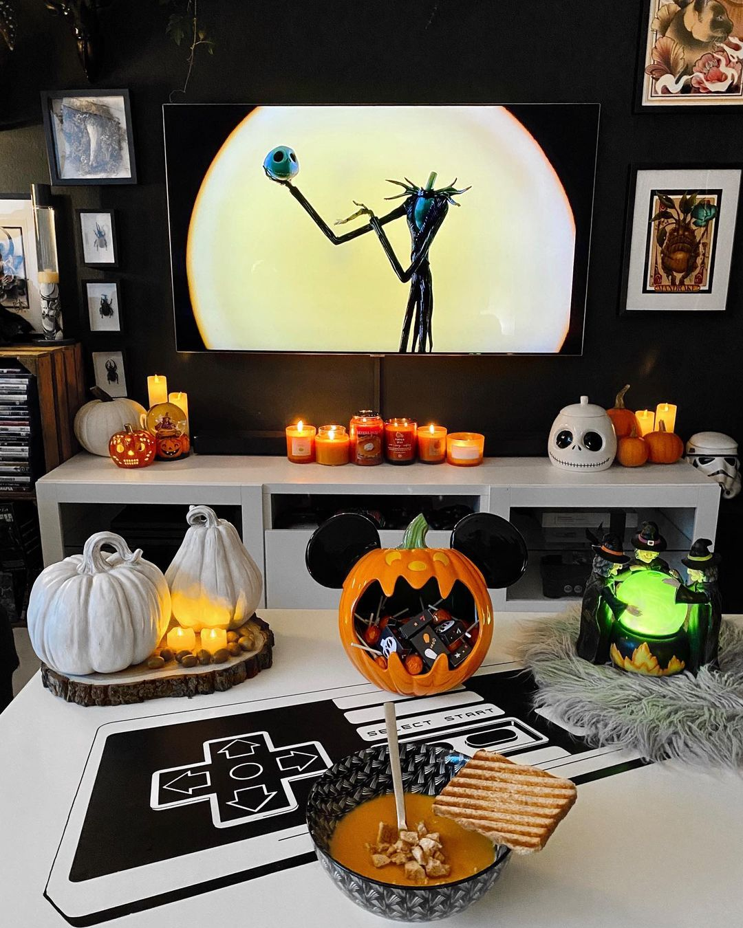 Halloween Decoration and DIY decoration ideas (2)