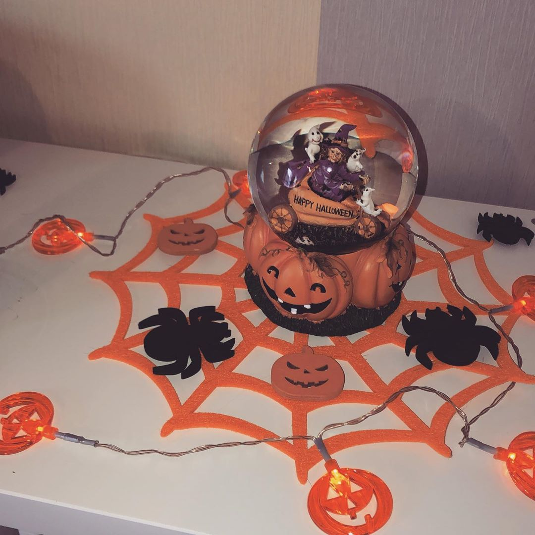 Halloween Decoration and DIY decoration ideas (31)